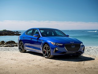 GENESIS G70 NAMED  2019 MOTOR TREND CAR OF THE YEAR