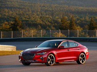 GENESIS G70 NAMED 2019 CAR AND DRIVER 10BEST AWARD WINNER