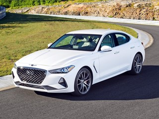 2019 GENESIS G70 NAMED FINALIST FOR NORTH AMERICAN CAR OF THE YEAR