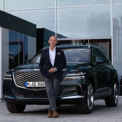 DOMINIQUE BOESCH APPOINTED MANAGING DIRECTOR FOR GENESIS MOTOR EUROPE