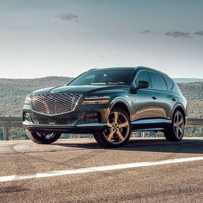 2021 GENESIS GV80 EARNS TOP SAFETY PICK+ AWARD