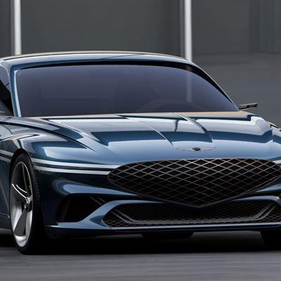 Genesis X Concept Exterior