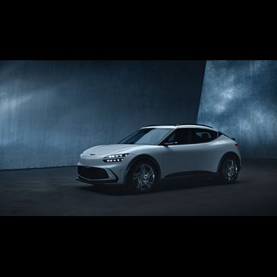 GENESIS EXCLUSIVE ELECTRIC CAR GV60 TO BE RELEASED IN THE SECOND HALF OF THIS YEAR