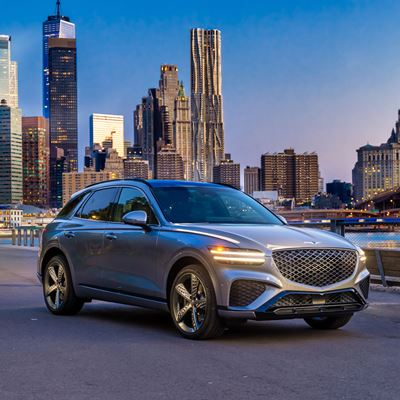 2022 GENESIS G70 & GV70 EARN TOP SAFETY PICK+ AWARDS, FULL LINEUP IIHS TOP SAFETY PICK+