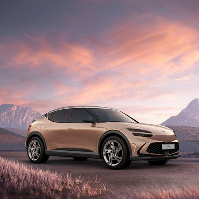 GENESIS PREMIERES THE GV60, A LUXURY EV THAT CONNECTS A VEHICLE TO A DRIVER