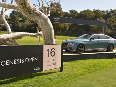 GENESIS POISED FOR SECOND YEAR AS SPONSOR OF PGA TOUR PREMIER LOS ANGELES EVENT: GENESIS OPEN