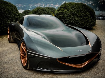 GENESIS ESSENTIA CONCEPT COMPLETES WORLD TOUR AT MONTEREY CLASSIC CAR WEEK; ALL-NEW G70 LUXURY SPORT