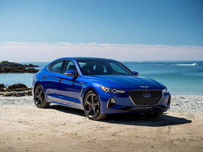 GENESIS TO AWARD G70 LUXURY PERFORMANCE SEDANS TO 2019 NFL PRO BOWL MVPs