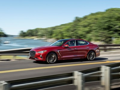 "GENESIS G70 AWARDED AS A ""2019 BEST NEW CAR"" BY AUTOTRADER"