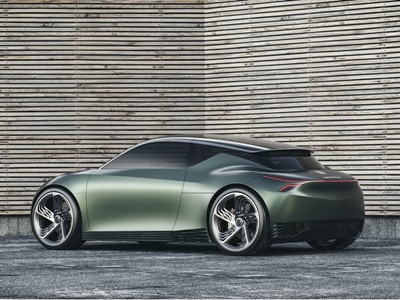 SMALL CAR, BIG APPLE:  GENESIS REVEALS MINT CONCEPT
