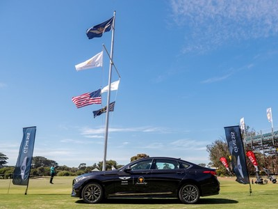 GENESIS TO BE OFFICIAL VEHICLE PARTNER OF PRESIDENTS CUP IN MELBOURNE