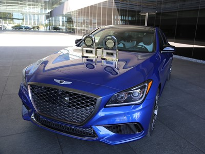 GENESIS NAMED FIRST OVERALL IN 2020 J.D. POWER VEHICLE DEPENDABILITY STUDY
