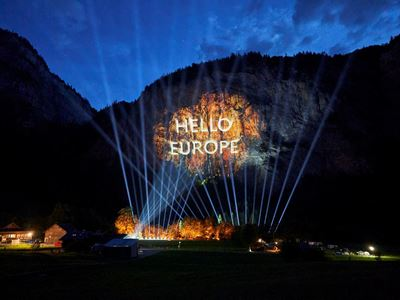 GENESIS - HELLO EUROPE