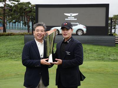 GENESIS CHAMPIONSHIP WINNER - JAE KYUNG LEE
