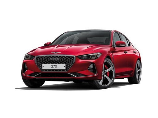 GENESIS AWARDED G70 'SAFEST CAR OF THE YEAR