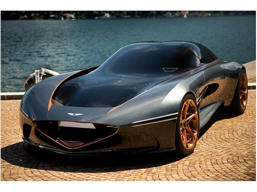 GENESIS ESSENTIA CONCEPT - AUTOMOBILE MAGAZINE CONCEPT OF THE YEAR