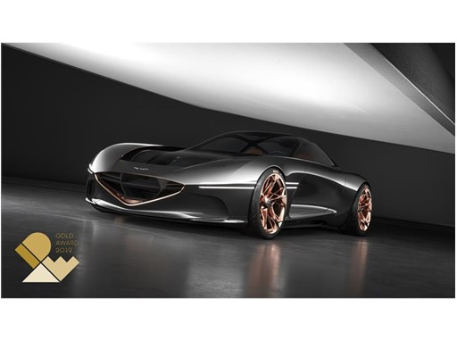 GENESIS ESSENTIA CONCEPT NAMED 2019 IDEA AWARD WINNER