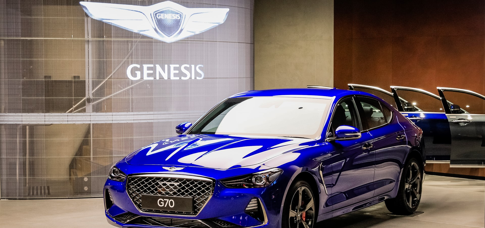 Genesis launches in Australia