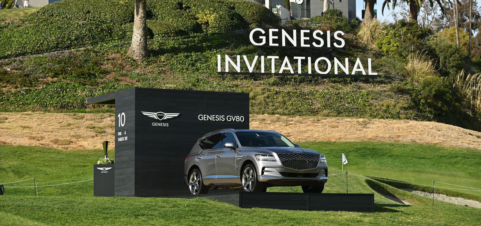 GENESIS RETURNS FOR FIFTH YEAR OF THE GENESIS INVITATIONAL