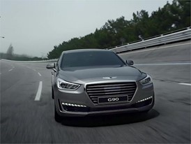 2017 GENESIS G90 - DRIVING DYNAMICS