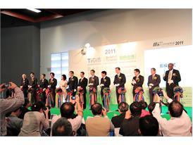 GTPO's Green Classics Awards Ceremony in October 2011