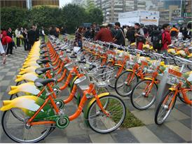 the Taipei City Government, in collaboration with Giant Taiwan, initiated the Taipei Bike Sharing System Service Plan