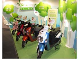 In 2012, E-Moving scooter won the if product design award