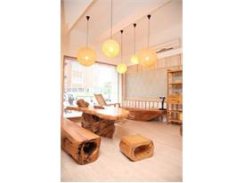 All wood furnitures from UWOOD are made from Taiwanese Cypress