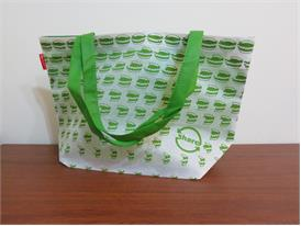 Environmentally-friendly nonwoven bags