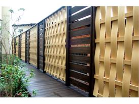 boards made of recycled material