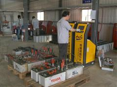 Battre-Born, Introducing Battery Hospital prolonging the life of lead-acid batteries