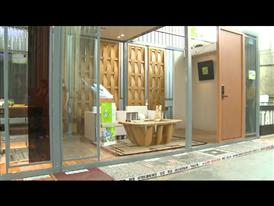 Low Waste, High Style: GTPO Presents Eco-Cubic Showroom - Clean