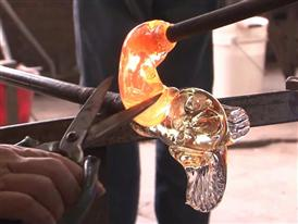 An Old Master Breathes New Life Into Discarded Glass