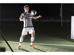 Goodyear and Juventus Release a Feel Good Video to Highlight the Importance of Safety for Both Players and Drivers