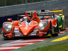 Dunlop teams scoop top 5 positions in European Le Mans Series