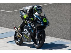 Dunlop pre-season testing form promises to deliver close Moto2 and Moto3 campaigns