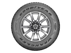 New Goodyear Wrangler All-Terrain Adventure wins DriveOut Magazine's All-Terrain tire test