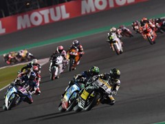 Dunlop extends brand and technical partnership with Moto2 and Moto3 World Championships.
