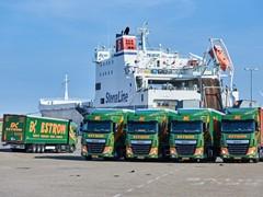 Goodyear & FleetOnlineSolutions Keep Estron on the Move