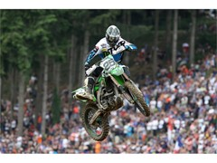 France MXGP provides wins, Red Plate & podiums for Dunlop riders