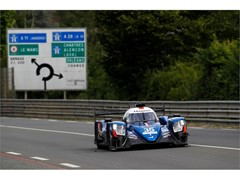 Strong showing for Dunlop teams in pre-Le Mans 24 Hours test