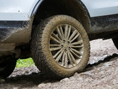 Goodyear Wrangler DuraTrac wins 'Off Road' magazine's reader's choice award for the fifth time in a row.