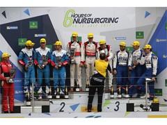 Double Dunlop win at Nurburgring 6h