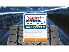 Goodyear vyvinul mobilnú aplikáciu eCasing Mobile pre lepší management protektorov
