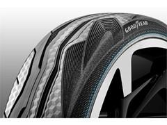 Spoločnosť Goodyear predstavuje CityCube, štúdiu unikátnej pneumatiky pre štúdiu vozidla Toyota i-TRIL