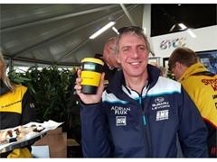 Dunlop's global motorsport family unites to help Macmillan