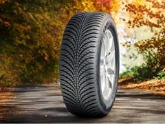 I pneumatici Goodyear scelti come primo equipaggiamento per la nuova Volkswagen Touareg