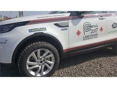 Goodyear oficiálnym partnerom Land Rover Experience Tour Peru