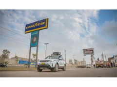 Goodyear Land Rover Experience Tour 2017 Peru - Press images