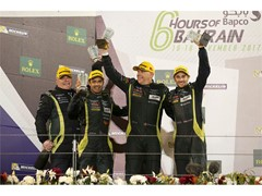Dunlop teams claim two more open tyre competition titles in FIA WEC